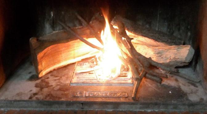I Santi, il fuoco e vita quotidiana