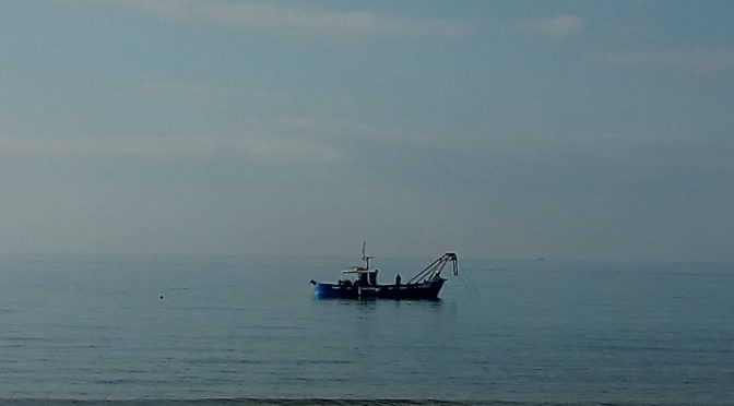 Il mare, il vento, la bussola e i remi