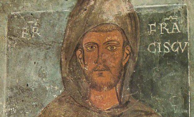Francesco l'umile diacono che illumina
